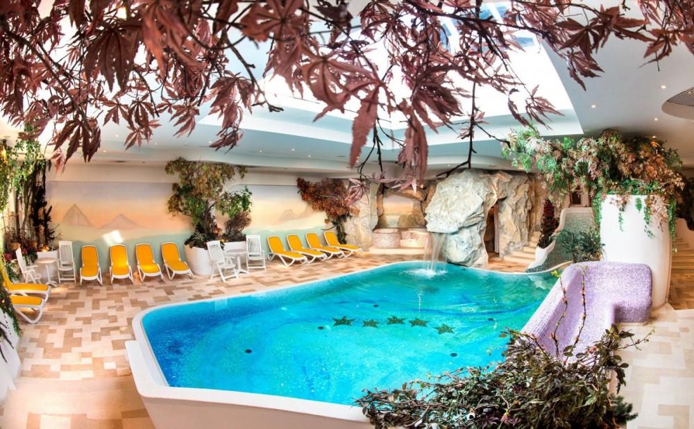 Alpen hotel corona vigo di fassa hotel con piscina - Hotel valle aurina con piscina ...