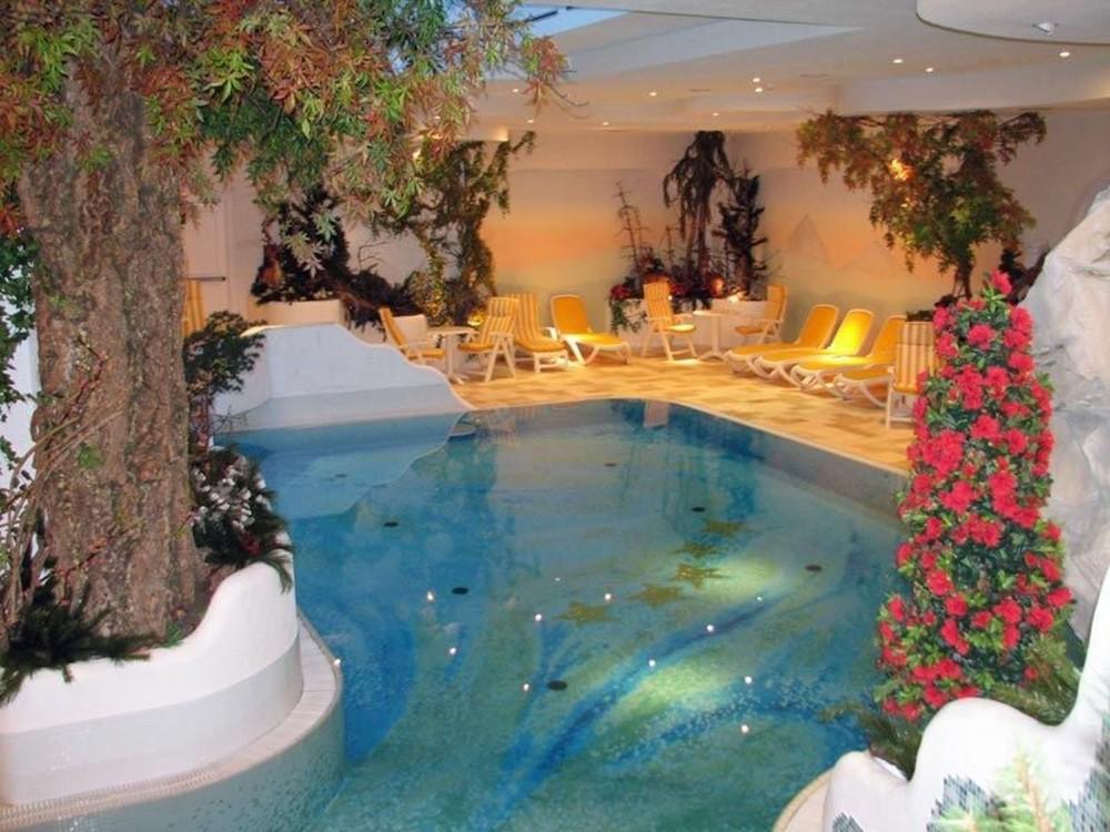 Alpen hotel corona vigo di fassa hotel con piscina - Hotel con piscina coperta ...