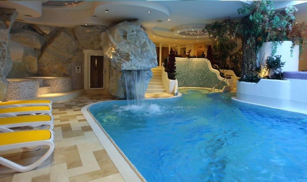 Alpen hotel corona vigo di fassa dolomiti hotel con - Hotel folgaria con piscina ...