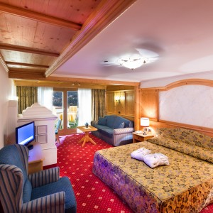 Alpen Hotel Corona - Panorama Alpen Suite