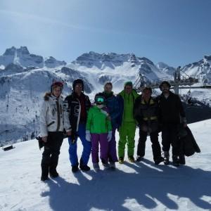 SellaRonda Dolomiti Skitour