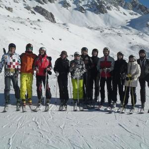 Alpine Ski Touring San Pellegrino