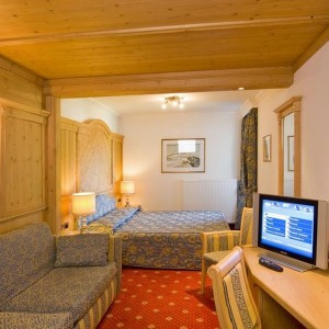 Alpen Hotel Corona - Mini suite