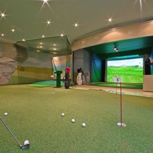 Golf indoor