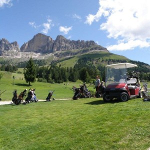 Golf Carezza