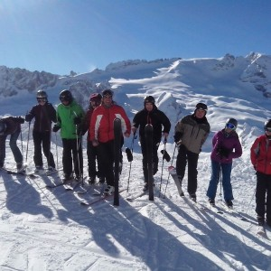 Escursioni guidate di sci alpino