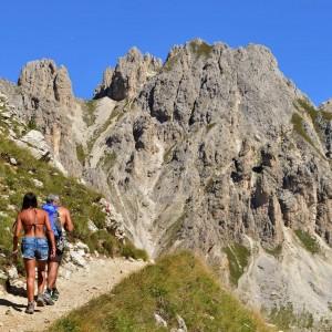 Val di Fassa Dolomites