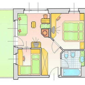 Family Suite - mq. 36