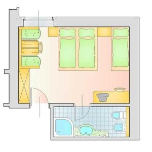 Studio Mansarda - 18 - 21 m2