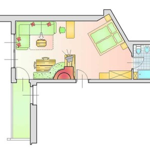 Alpen Junior Suite - 36 - 40 m2