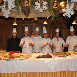 Team Chef Alpen Hotel Corona