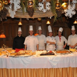 Chef Team Alpen Hotel Corona