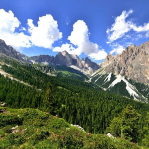 Alpen Hotel Corona Italien Alpe Lusia