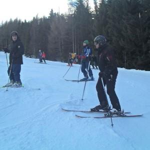 Ski tour itinerarri sci in Val di Fassa Dolomites