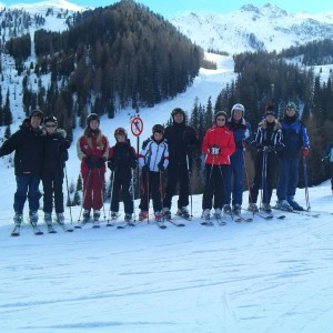 Ski tour itinerariSki tour itinerari sci in Val di Fassa Dolomites sci in Val di Fassa Dolomites