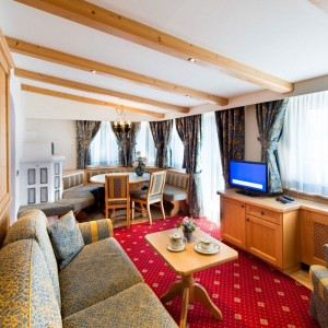 Alpen Hotel Corona - Panorama Family Suite