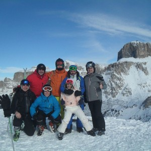 Alpine Ski Touring