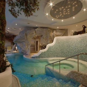 Hotel con piscina Val di fassa