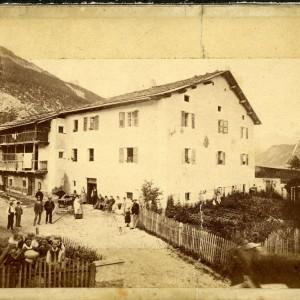 Storia - Alpen Hotel Corona