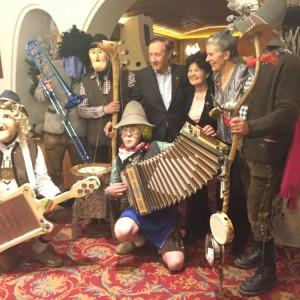 Carnival 2016 Val di Fassa