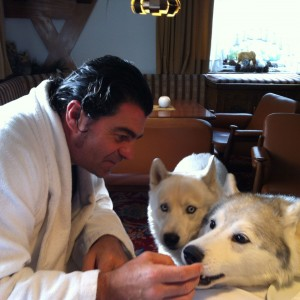 The Hotel of Champions - Alberto Tomba