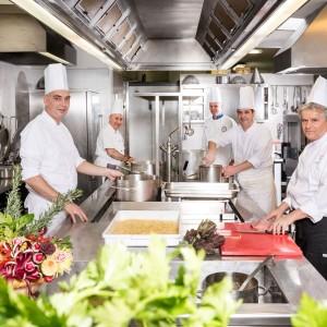 Chef Alpen Hotel Corona