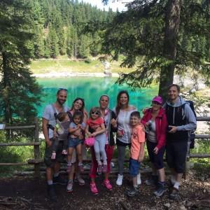 Lago di Carezza Dolomiti