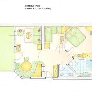 Piantina Panorama Family Suite
