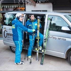 Pulmino privato Hotel per Skiarea Dolomiti