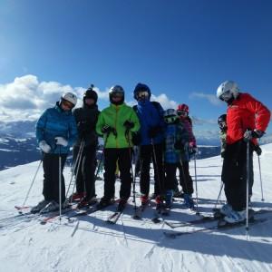 Skitour Alpen Hotel Corona Dolomiti