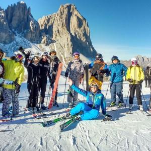 Dolomites Skitour