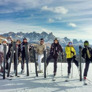 Skitour Dolomiti