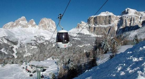 New transfer from and to Val di Fassa