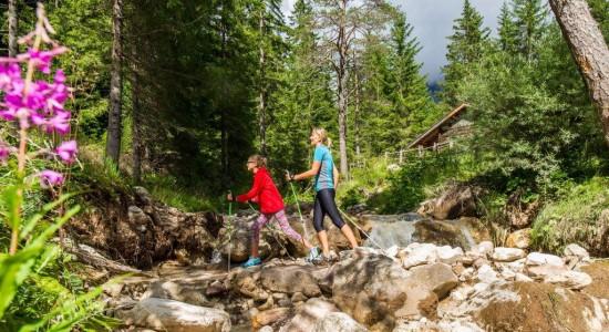 Nordic Walking al Ciampedie
