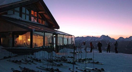 Trentino Skisunrise!
