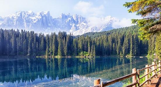 Excursions and summer sports in Val di Fassa