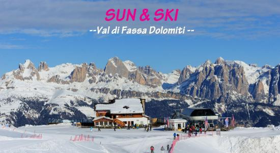 White Week in the Dolomites